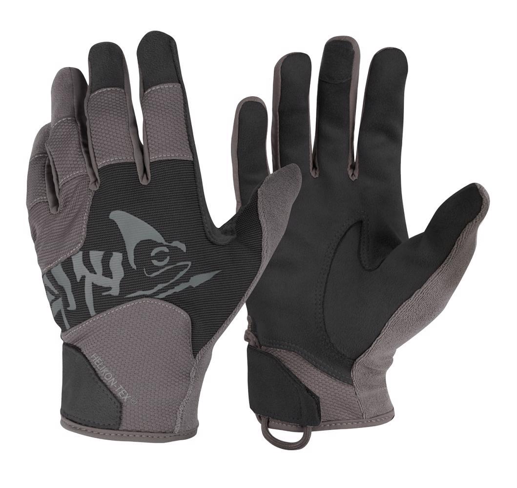 398e347af07 Rukavice All Round Tactical® čierno-sivé