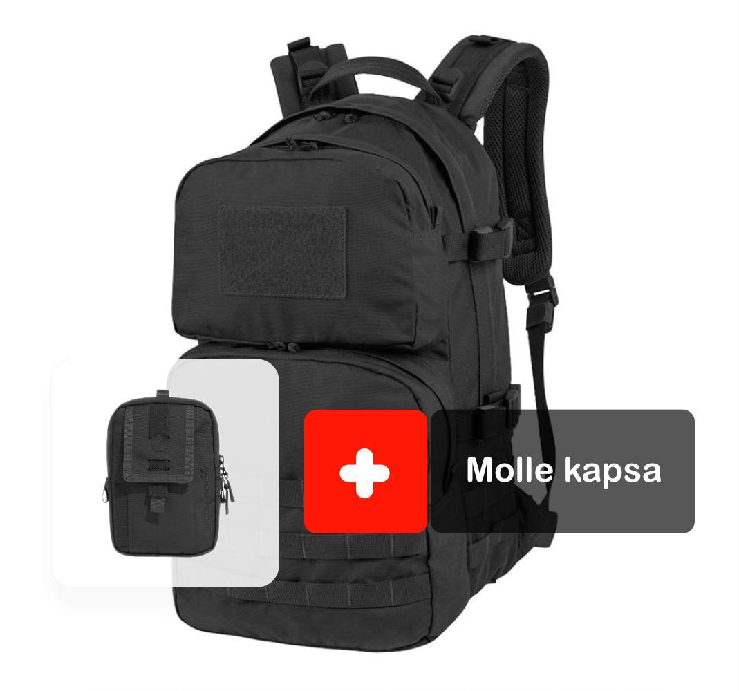 baba77a601 AKCIA ruksak Ratel Mk2 čierny + kapsa Axon čierna