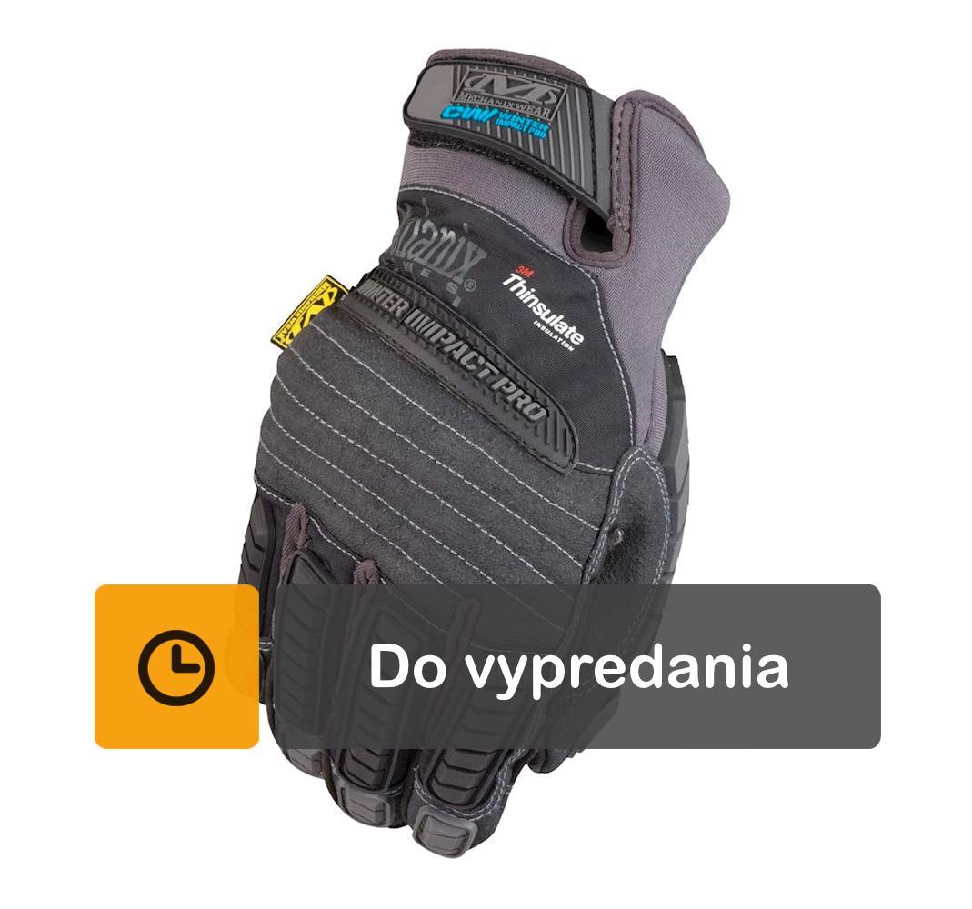 2bce2570f Zimné rukavice Winter Impact Pro, Mechanix - ArmyOriginal.sk